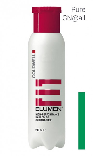 Goldwell Elumen Haarfarbe Pure GN@all grün 200 ml