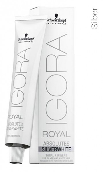 IGORA Royal Absolutes SilverWhite silber