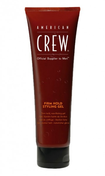 American Crew Firm Hold Styling Gel, 250 ml