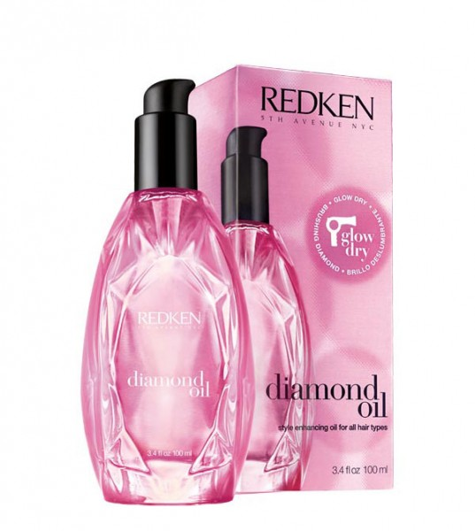 Redken Diamond Oil Glow Dry, 100 ml