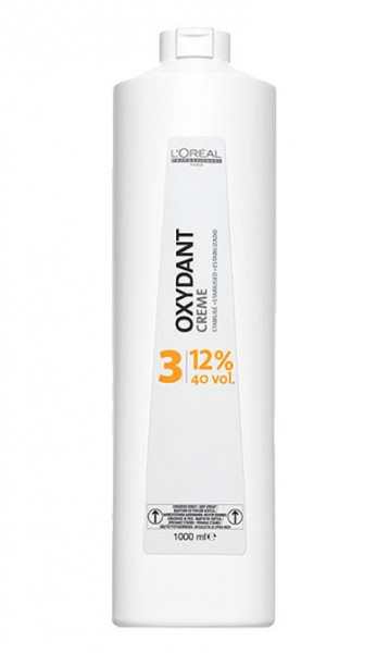 LOREAL Oxydant Creme Entwickler 12% 40Vol 1000 ml