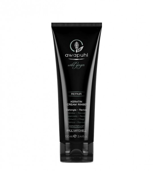 Paul Mitchell Awapuhi Wild Ginger Keratin Cream Rinse, 100 ml