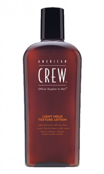 American Crew Light Hold Texture Lotion, 250 ml
