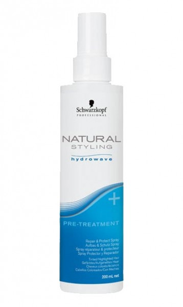 Schwarzkopf Natural Styling Pre-Treatment Repair & Protect, 200 ml