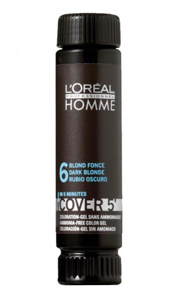Loreal Homme Cover 5 Grauhaarkaschierung, 50 ml
