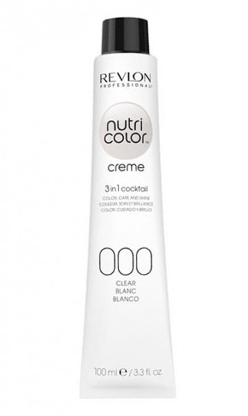 Revlon Nutri Color Creme Weiß (000), 100 ml