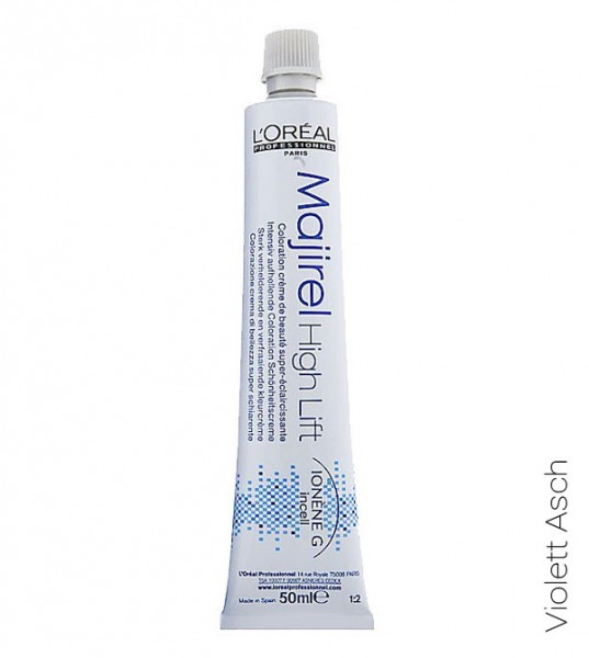 Loreal Majirel High Lift Violett Asch