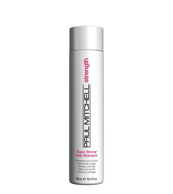 paul mitchell strength super strong daily shampoo 300 ml. Black Bedroom Furniture Sets. Home Design Ideas